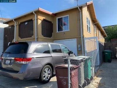 Oakland Single Family Home New: 1916 E 25th St
