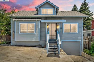 Oakland Single Family Home For Sale: 2508 E 27th St