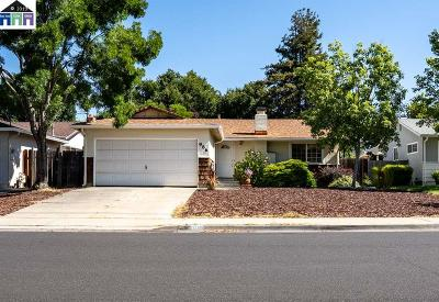 Livermore Single Family Home Pending Show For Backups: 986 Sunset Dr