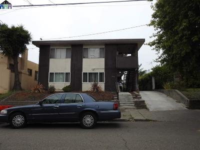 Oakland Multi Family Home New: 3441 Laguna Ave