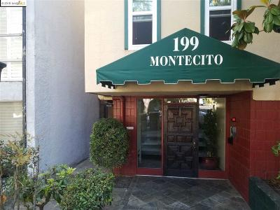Oakland Condo/Townhouse New: 199 Montecito Ave #105