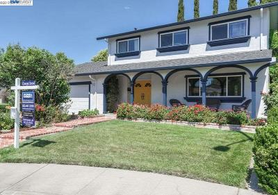 Pleasanton Single Family Home New: 5254 Ridgevale Way
