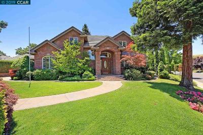 Danville Single Family Home For Sale: 120 Mattos Ct