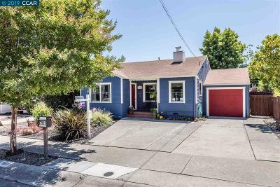 Oakland Single Family Home New: 7955 Sanford St