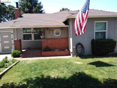 Concord Single Family Home New: 1441 San Carlos