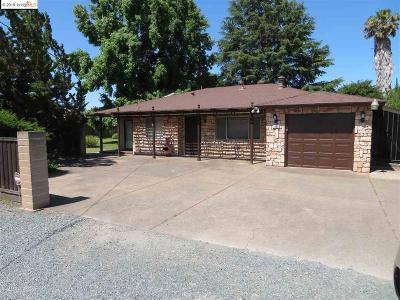 Oakley Single Family Home For Sale: 1221 Ohara Ave.