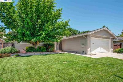 Pleasanton Single Family Home New: 6058 Allbrook Cir