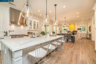 Walnut Creek Single Family Home New: 20 Coronado Ct