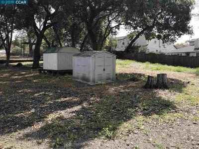 Walnut Creek Residential Lots & Land New: 198 Via Del Sol