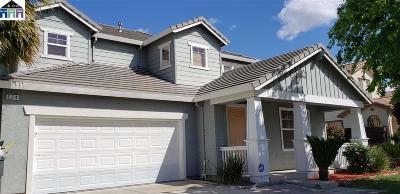 Tracy Single Family Home New: 624 Presidio Pl