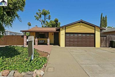 Livermore Single Family Home New: 428 Leona Dr