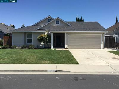Oakley Single Family Home New: 1720 Chandon Way