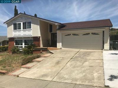Vallejo Single Family Home New: 52 Dover Ct
