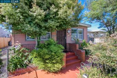 Contra Costa County Single Family Home New: 2629 Ohio Ave