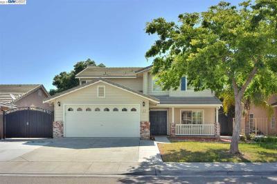 Tracy CA Single Family Home New: $530,000