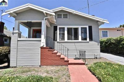 Oakland Single Family Home New: 4532 Ygnacio