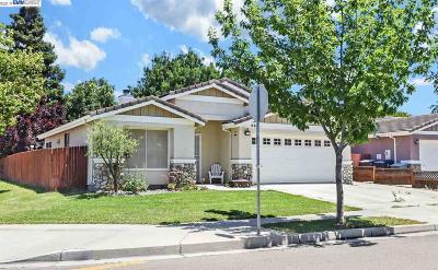 Tracy CA Single Family Home New: $499,999