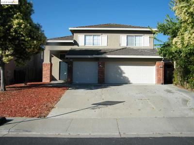Antioch Single Family Home For Sale: 2512 Mark Twain Dr