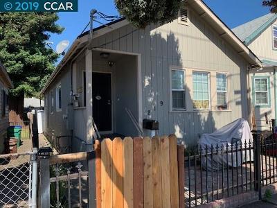 Richmond CA Single Family Home New: $399,990