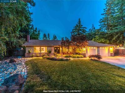 Alamo CA Single Family Home For Sale: $1,998,800