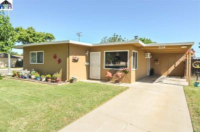 Tracy Single Family Home For Sale: 309 E Lowell Ave