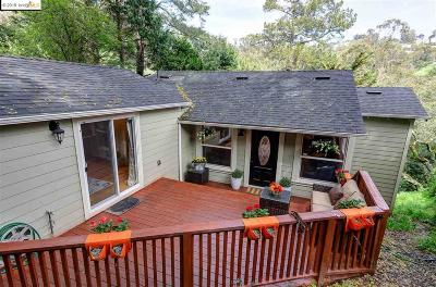Oakland Single Family Home For Sale: 6206 Valley View Rd