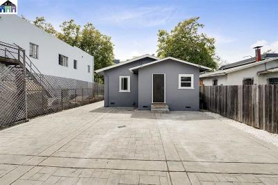 Berkeley Single Family Home For Sale: 2729 San Pablo Ave