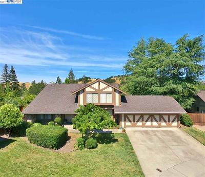 Walnut Creek Single Family Home For Sale: 2252 Bromfield Ct