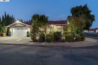 Fremont Single Family Home Price Change: 35860 Ellmann Place