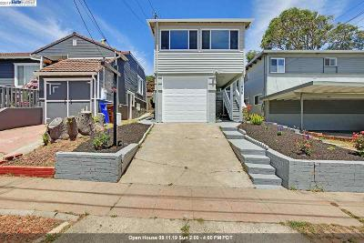 Richmond Single Family Home For Sale: 1438 Merced St