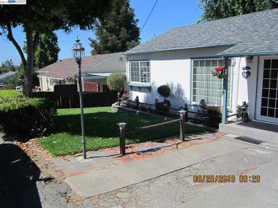 Castro Valley Single Family Home For Sale: 18977 Patton Dr