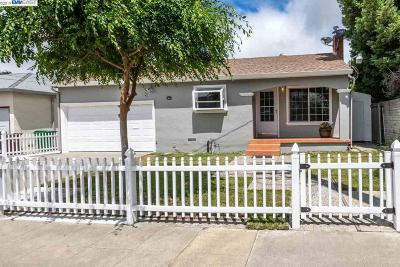 Hayward Single Family Home For Sale: 267 Ocie Way
