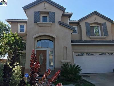 San Leandro Single Family Home Active-Short Sale: 2385 Lagoon Court