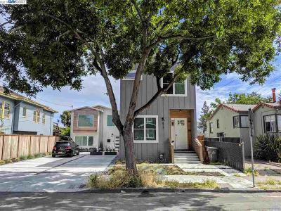 Oakland Single Family Home For Sale: 673 45th