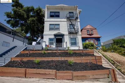 Oakland Multi Family Home For Sale: 1362 E 27th St