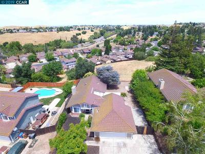 Antioch Single Family Home Back On Market: 4017 Palomar Dr