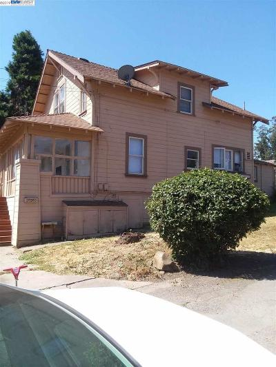 Castro Valley Multi Family Home For Sale: 20247 Stanton Ave.