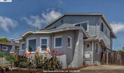 Berkeley Multi Family Home For Sale: 2811 Dohr St