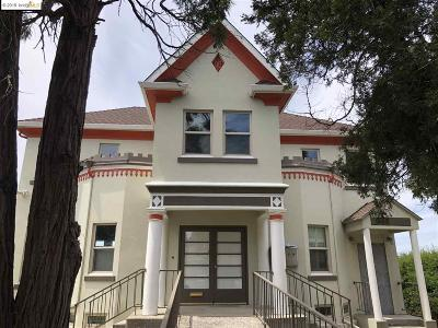 El Cerrito Multi Family Home For Sale: 609 Kearney St