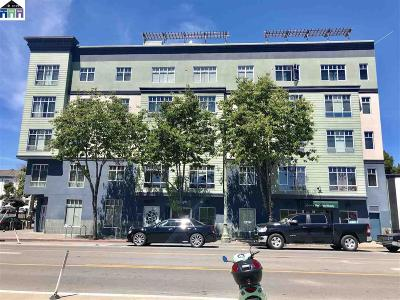 Oakland Condo/Townhouse For Sale: 2407 Telegraph Ave #509