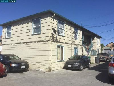 Oakland Multi Family Home For Sale: 1227 11th Ave