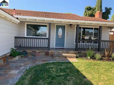 Antioch Single Family Home Pending Show For Backups: 1 W Madill Cir