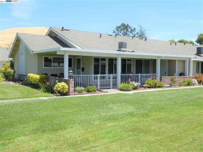 San Ramon Condo/Townhouse For Sale: 9056 Craydon Cir