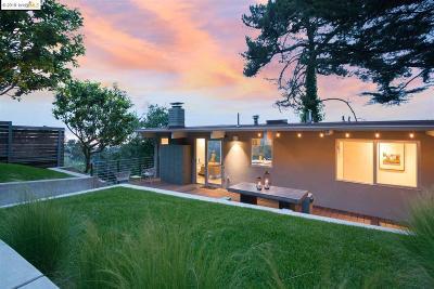 Oakland Single Family Home For Sale: 6733 Snake Rd