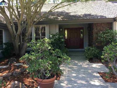 Alamo CA Single Family Home For Sale: $1,795,000
