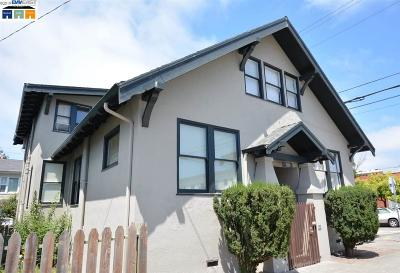 Berkeley Multi Family Home For Sale: 3200 Shattuck Ave