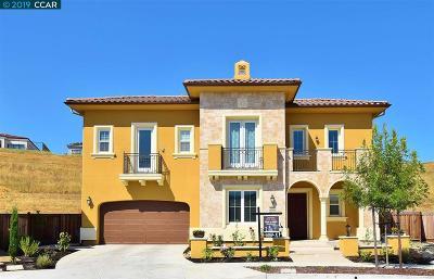 Danville Single Family Home Price Change: 513 Damara Ct