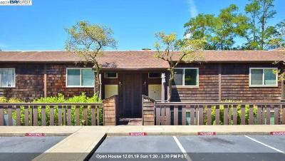 Castro Valley Condo/Townhouse For Sale: 5404 Briar Ridge Dr