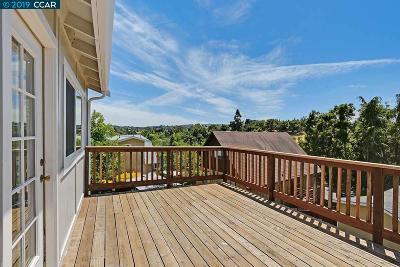 Martinez Single Family Home Price Change: 2426 Leslie Ave