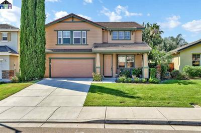 Tracy CA Single Family Home For Sale: $525,000